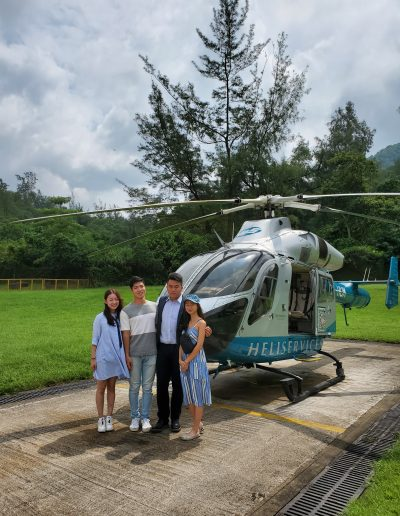 Happy Helicopter Tour
